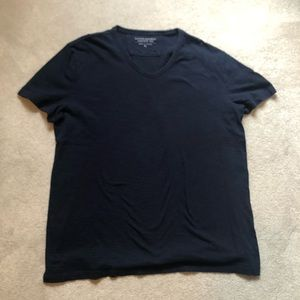 Banana Republic Vintage Tee in Navy